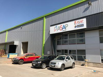 nuevas oficinas ASAP 2017