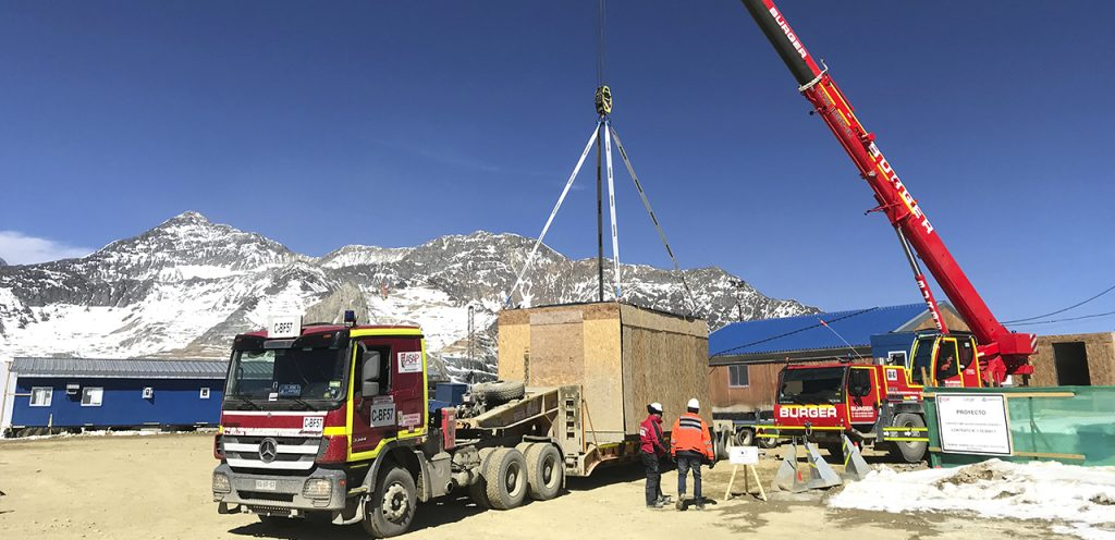 Soluciones mineria Chile ASAP Group