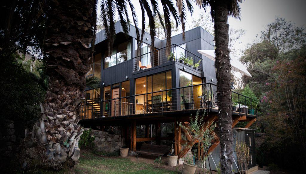 construccion casas modulares chile