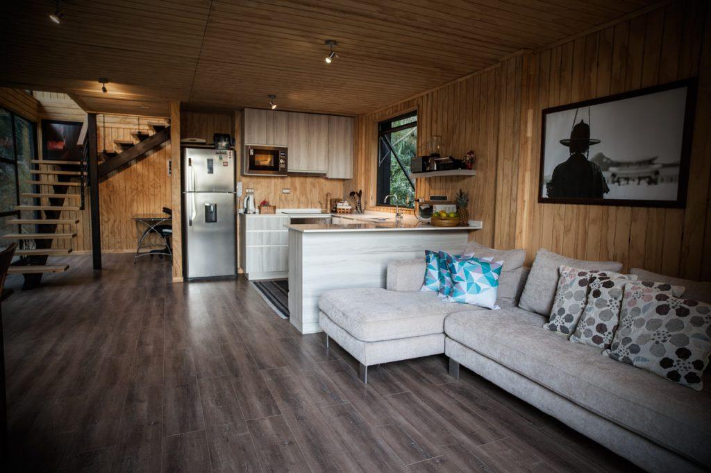 living casa modular chile